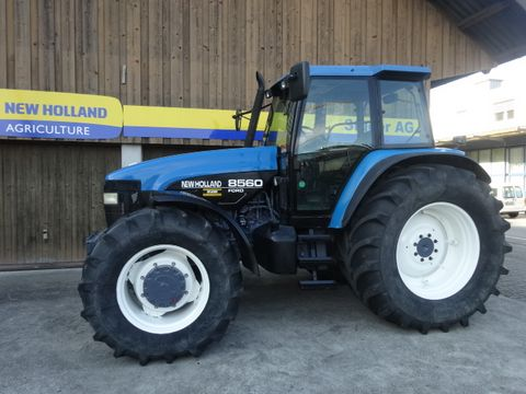 New Holland 8560/M160