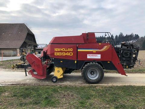 New Holland BB 940 Packer