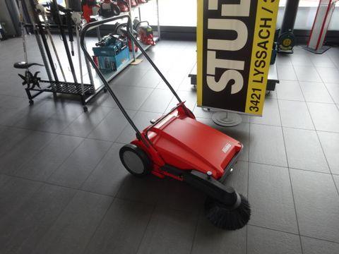 Hako Sweepmaster M600