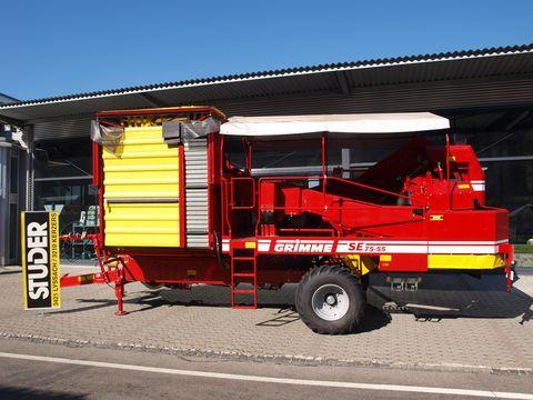 Grimme SE 75-55