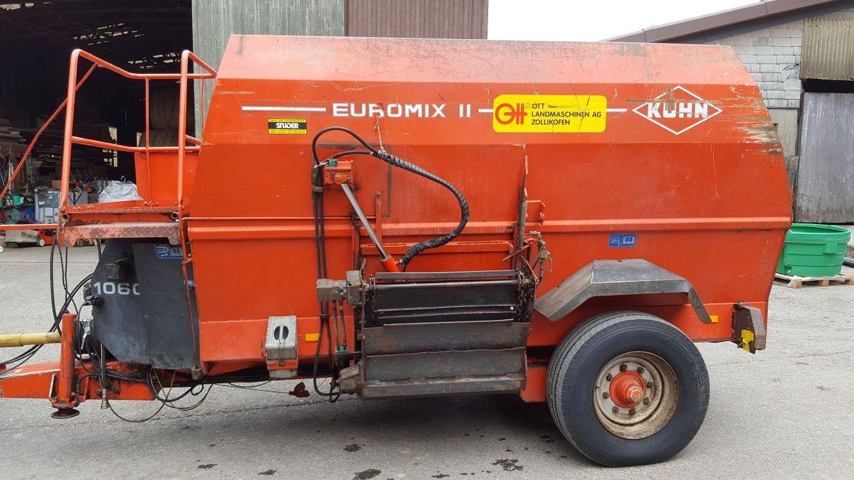 Kuhn, Euromix ll 1060, 1999