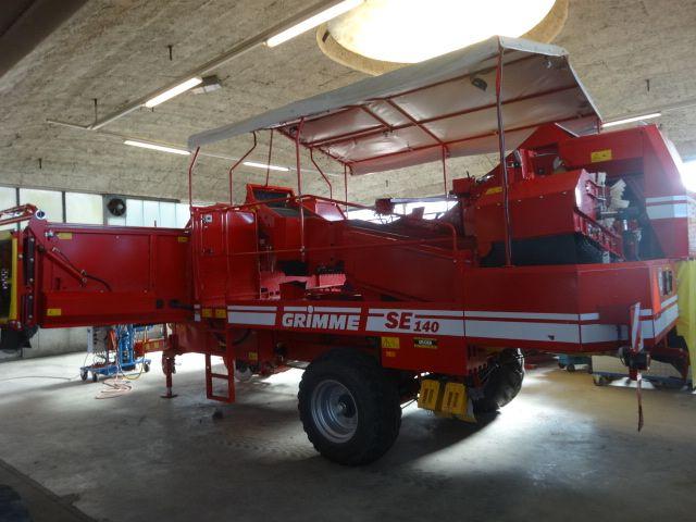 Grimme, SE 140, 2017 | Kartoffelerntemaschinen | Agropool