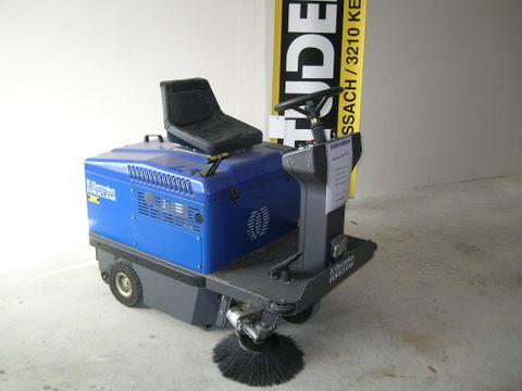 sonstige, Electrolux SR 1001 B Aufsitzkehrsaugmaschine, 1998