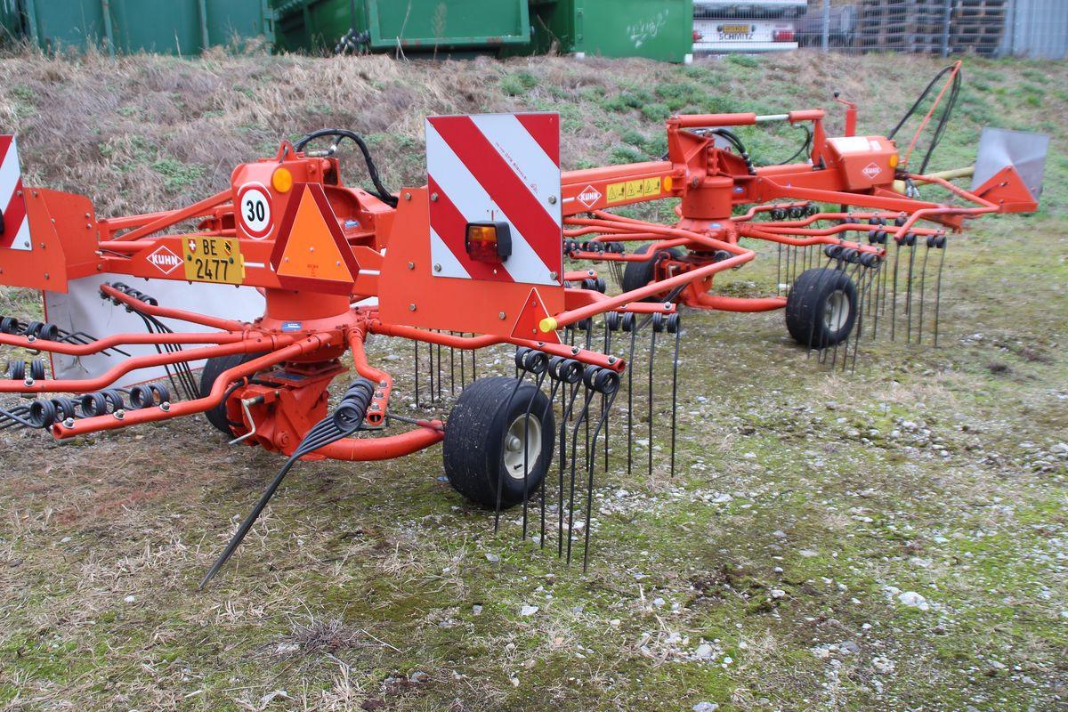 Kuhn, Seitenschwader Kuhn GA6000, 2003