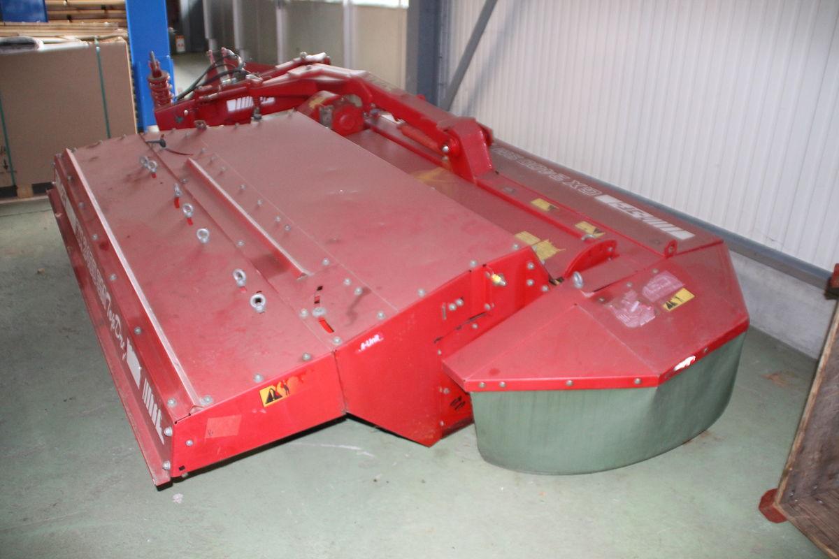 JF, JF GX 2400 SM Heckscheibenmähwerk