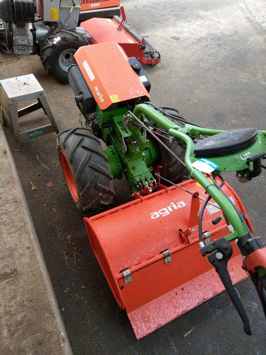 Agria, 3400 | Einachser Anbaugeräte | Agropool