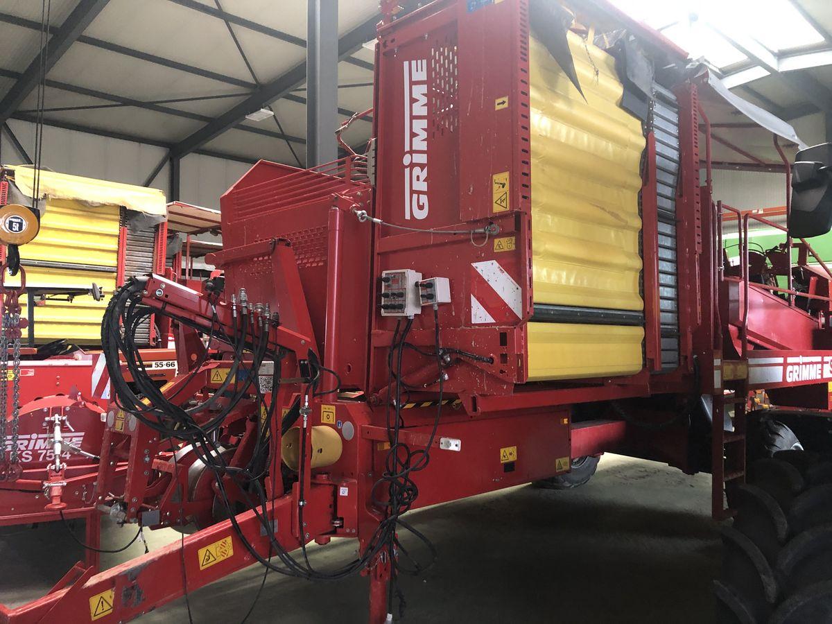 Grimme, SE140, 2018 | Kartoffelerntemaschinen | Agropool