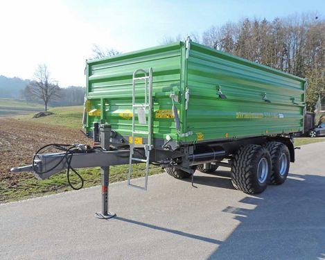 Strautmann Kipper 2-Achs 3-Seiten STK 1302 Luft
