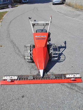 Bucher Motormäher Record 27 160 cm