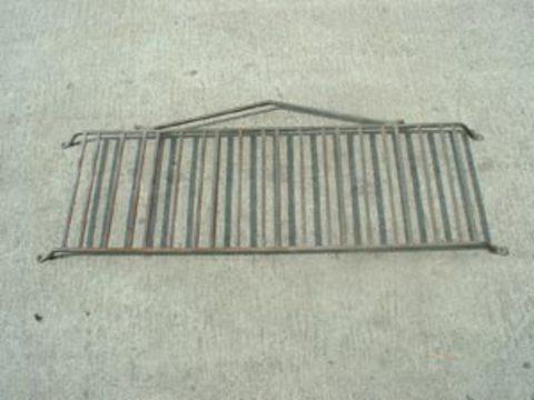 Sonstige Fenstergitter Stahl verzinkt Eigenbau