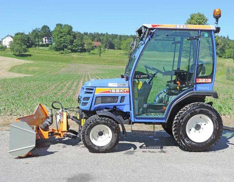 Iseki Traktor 4-Radantrieb TM 3215 Hydro