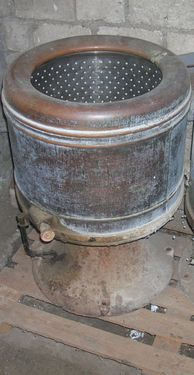 Sonstige Oldtimer Wäsche-Zentrifuge