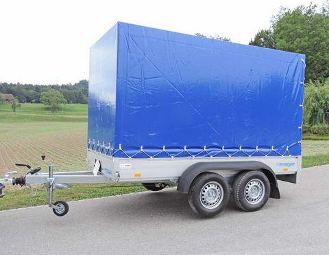 Sonstige WM Meyer Anhänger Auto BT 2030/151 Alu