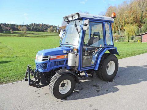 Iseki Traktor 4-Radantrieb TH 4330 FH