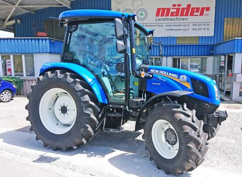 New Holland Traktor 4-Radantrieb T 4.75 S