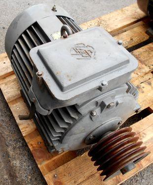 Sonstige MEZ Frenstat, Motor Elektro 25 PS