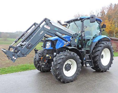 New Holland Traktor 4-Radantrieb T 6.140