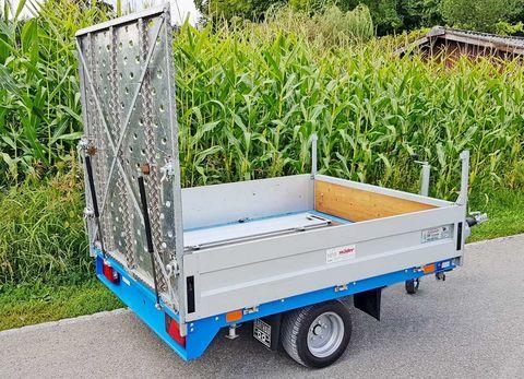 Barthau Anhänger Auto Anhänger 1350 kg