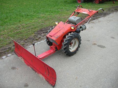Bucher M 600 Scnee