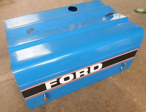Sonstige Ford Motorhaube 3-Zylinder