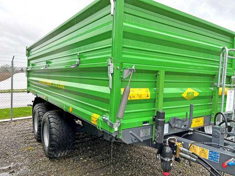 Strautmann Kipper 2-Achs 3-Seit STK 1302 Luft