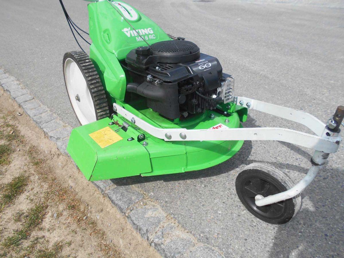 viking rasenmäher benzin mb 6 rc - mäder ag landmaschinen - landwirt