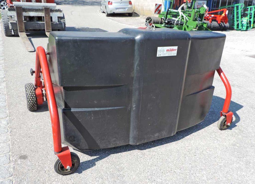 Sonstige Lagermaschine: Striegel 6 m - Mder AG