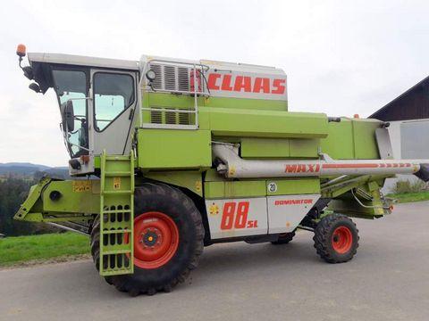 Claas Dominator 88SL Maxi