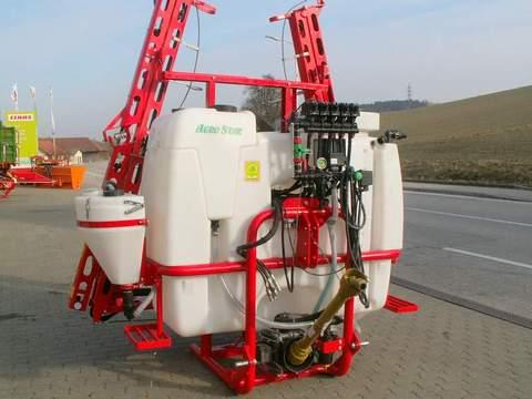 Agro Star AGS 1100 EN Automatik Feldspritze