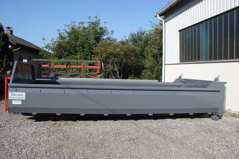 Decker Bau und Schuttcontainer