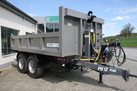 Wimmer Bauschuttcontainer 7m³