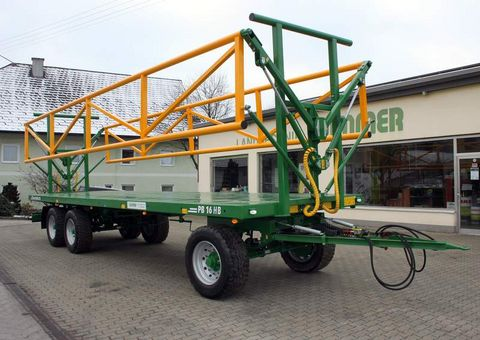 Metaltech Ballenwagen PB16
