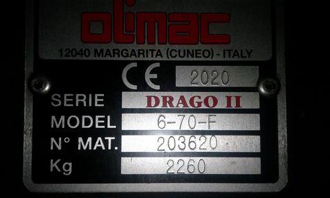 Olimac DRAGO II  6reihig