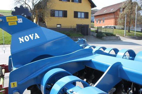 Agro Star Profi Line  Kurzscheibenegge NOVA