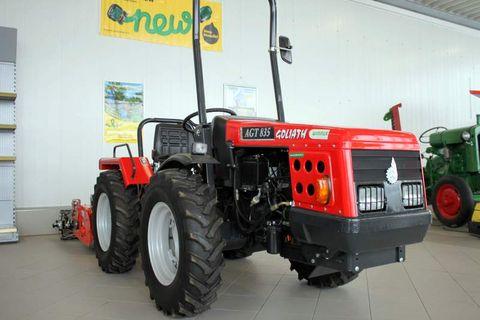 Goliath  AGT 835