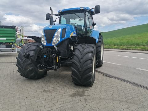 New Holland T7030 Power Command