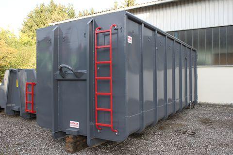Wimmer DECKER Volumencontainer