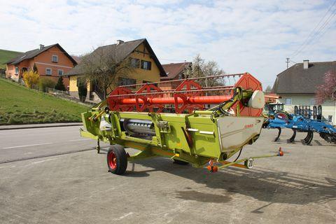 Claas Schneidwerk C540
