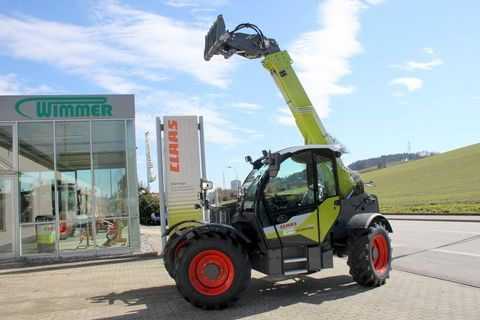 Claas Scorpion 635 ST4
