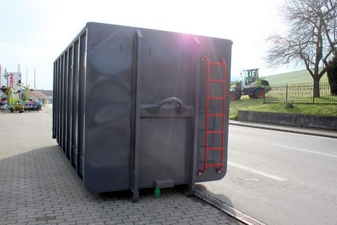 Decker Volumencontainer 34m³