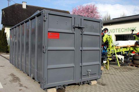 Decker Volumencontainer 34m³