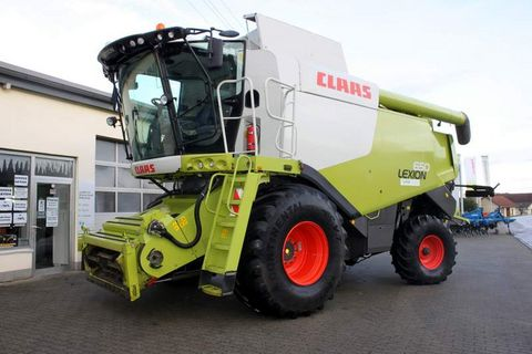 Claas Lexion 650 (Stage IV)