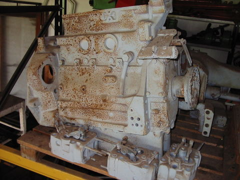 Sonstige MWM Motor für Steyr 968