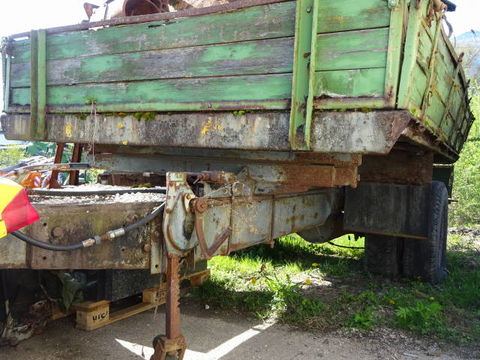 Sonstige Traktorkipper