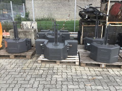 Fendt 400kg - 1800kg