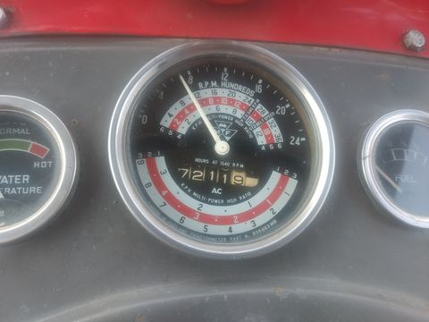 Massey Ferguson 165 Multipower
