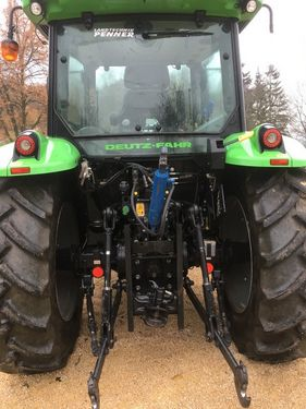 Deutz Fahr 5090.4 G HD Europa Powershift