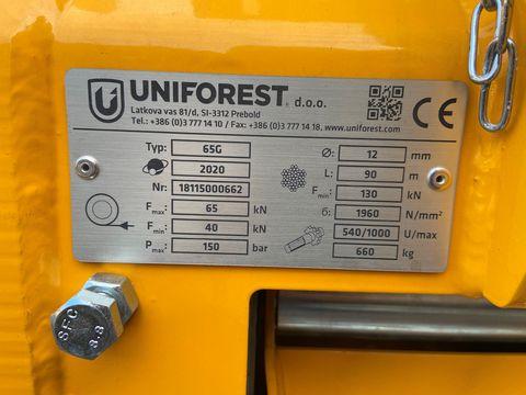 Uniforest 65 G STOP