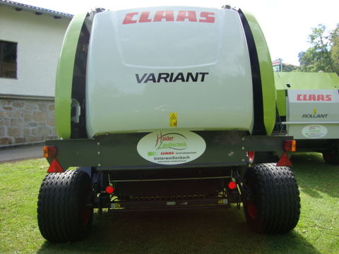 Claas Variant 360RC
