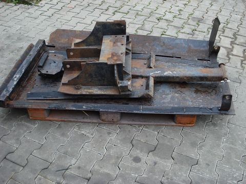 Hydrac Schneepflugplatte-Bodenplatte Same Explorer 80
